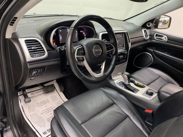 2018 Jeep Grand Cherokee for sale Houston TX