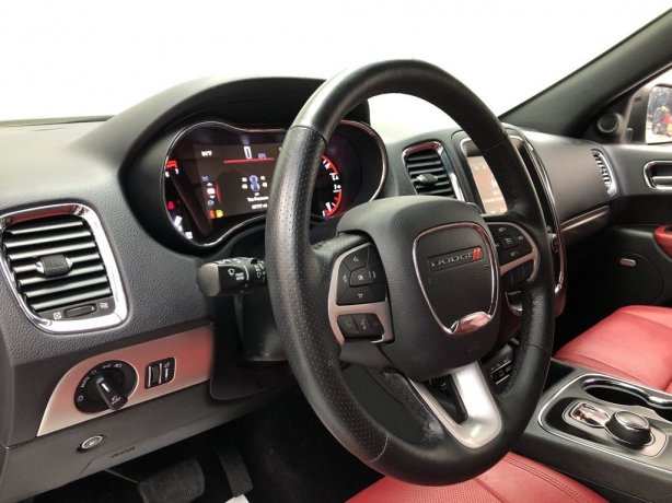 2017 Dodge Durango for sale Houston TX