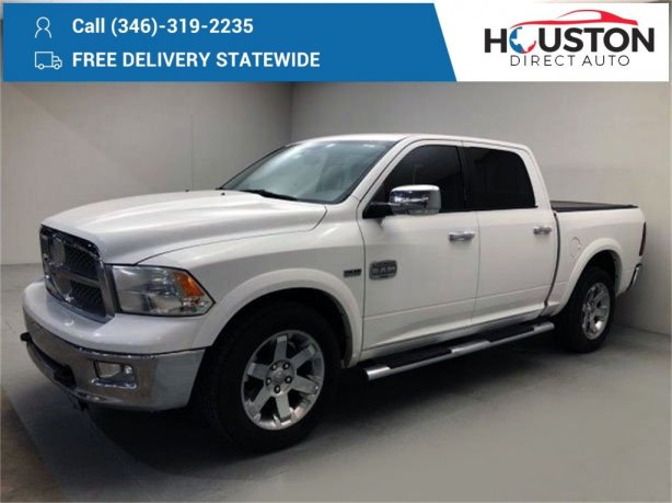 Used 2012 Ram 1500 for sale in Houston TX.  We Finance!