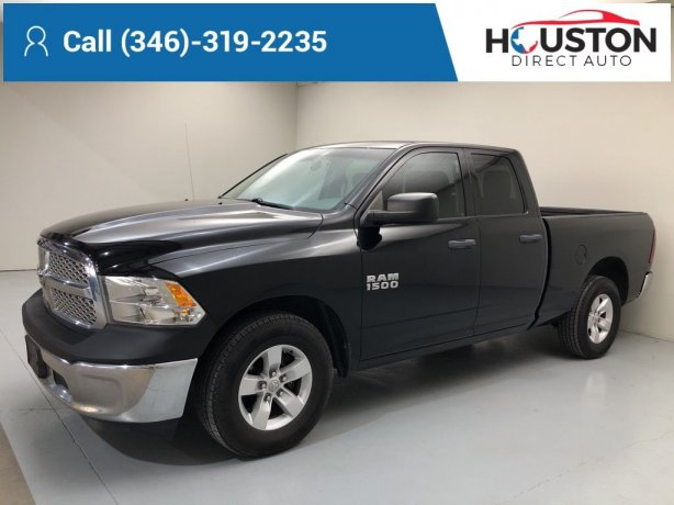 Used 2013 Ram 1500 for sale in Houston TX.  We Finance!