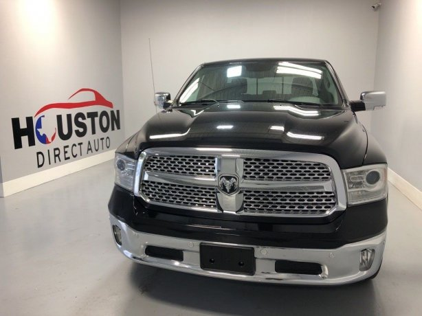 Used 2015 Ram 1500 for sale in Houston TX.  We Finance!