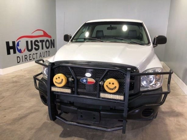Used 2008 Dodge Ram 1500 for sale in Houston TX.  We Finance!