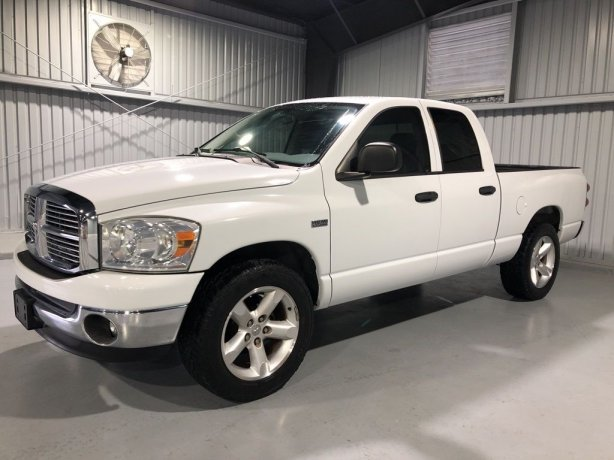 Used Dodge Ram 1500 for sale in Houston TX.  We Finance!