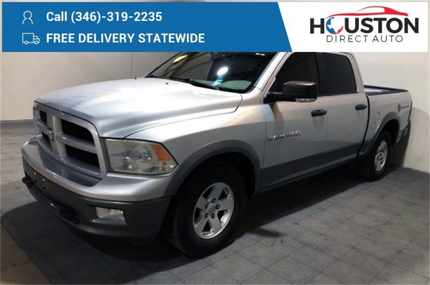 Used 2011 Ram 1500 for sale in Houston TX.  We Finance!