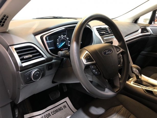 2016 Ford Fusion for sale Houston TX