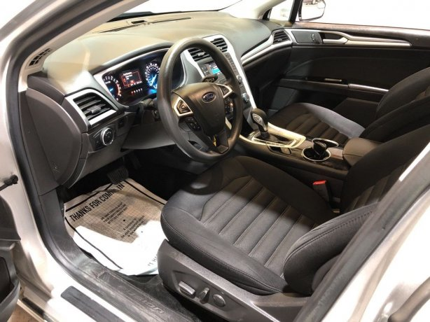 used 2015 Ford Fusion for sale Houston TX