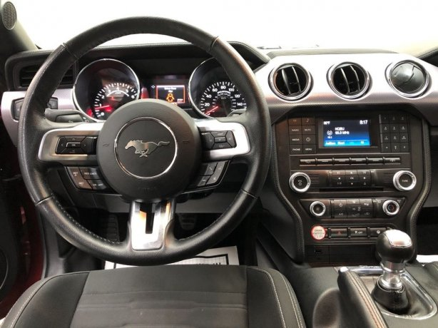 used 2016 Ford Mustang for sale near me