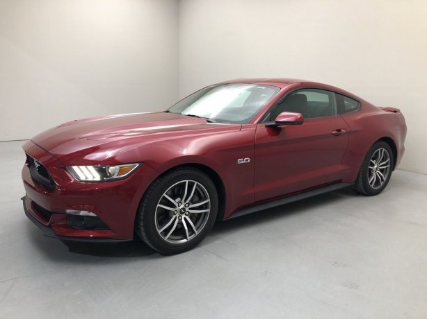 Used 2016 Ford Mustang for sale in Houston TX.  We Finance!