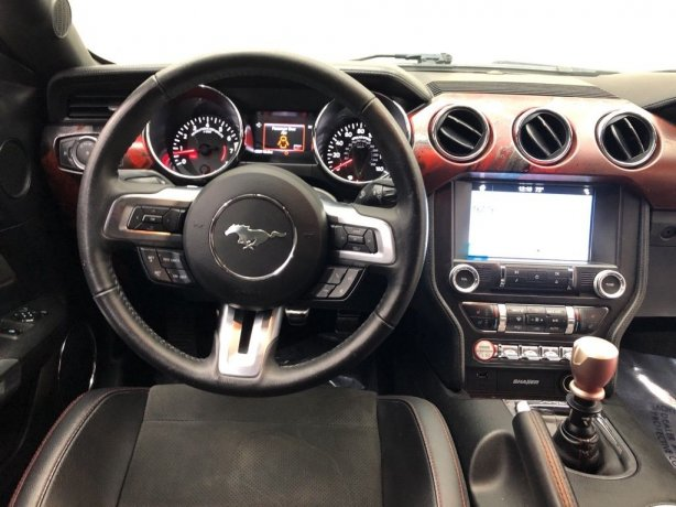 used 2017 Ford Mustang for sale near me