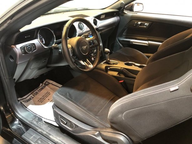 2015 Ford Mustang for sale Houston TX