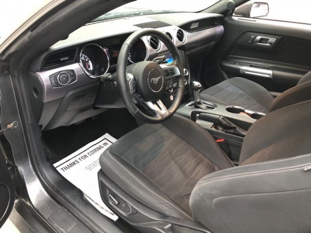 2017 Ford Mustang for sale Houston TX