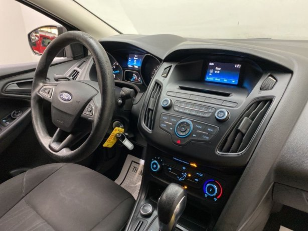 used Ford Focus for sale Houston TX