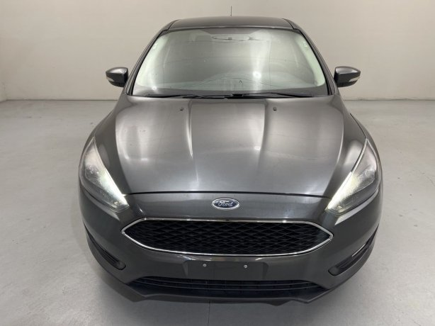 Used Ford Focus for sale in Houston TX.  We Finance!
