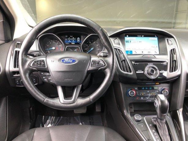 2017 Ford Focus Titanium