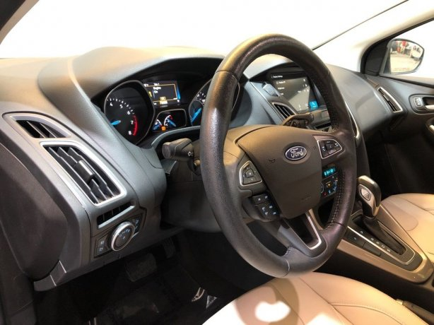 used 2018 Ford Focus for sale Houston TX