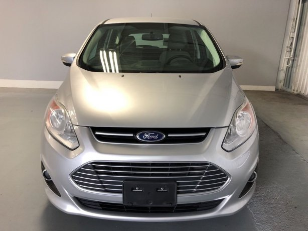 Used Ford C-Max Hybrid for sale in Houston TX.  We Finance!