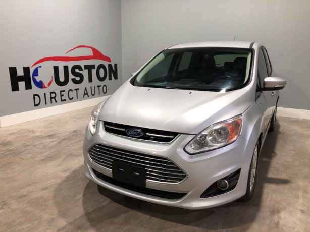 Used 2015 Ford C-Max Energi for sale in Houston TX.  We Finance!