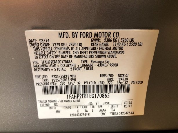 Ford Taurus cheap for sale