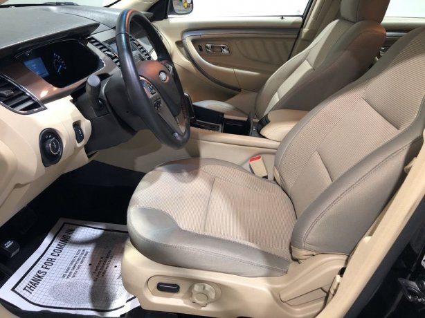 used 2015 Ford Taurus for sale Houston TX