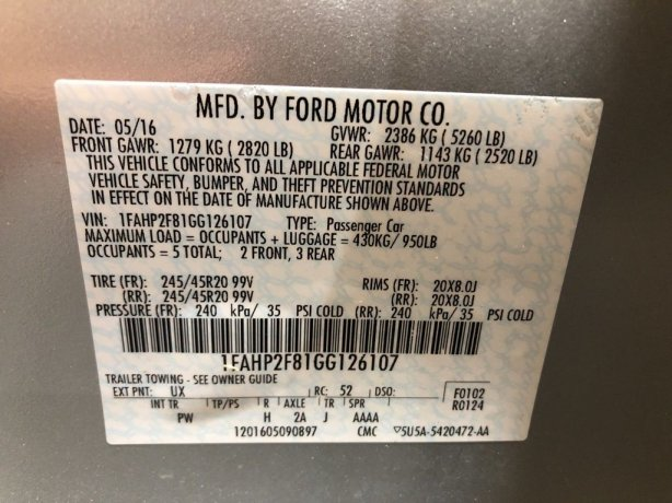 Ford Taurus cheap for sale near me