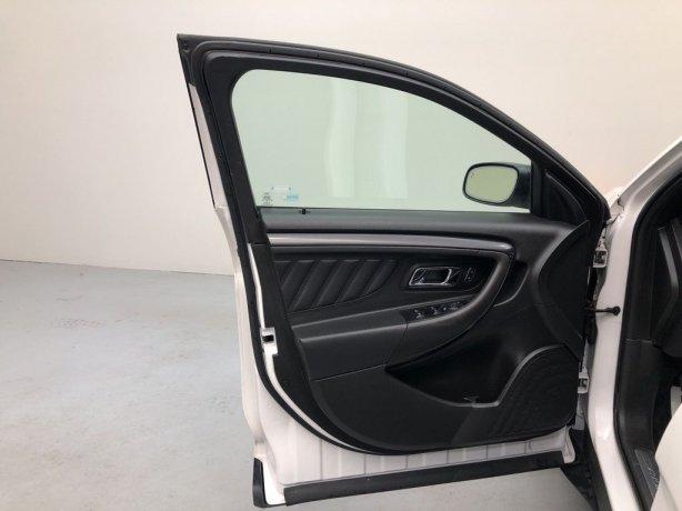 used 2017 Ford Taurus