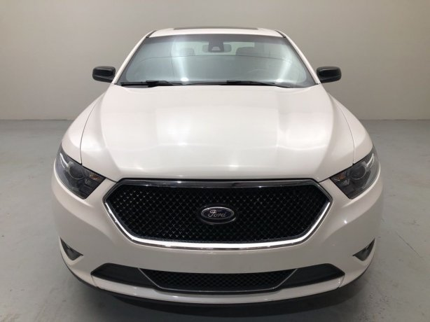 Used Ford Taurus for sale in Houston TX.  We Finance!