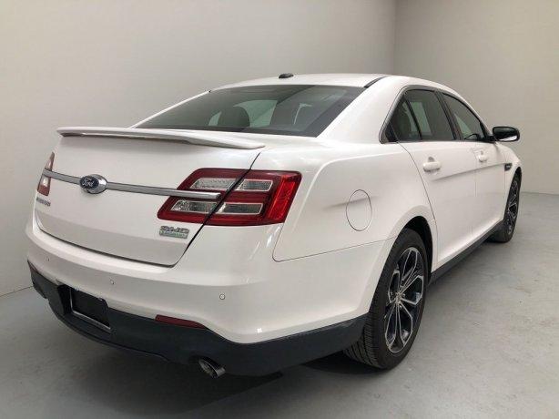 used Ford Taurus