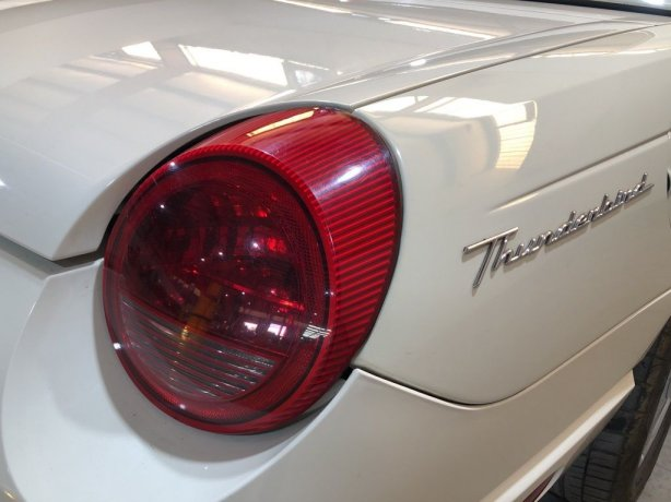 used Ford Thunderbird for sale near me