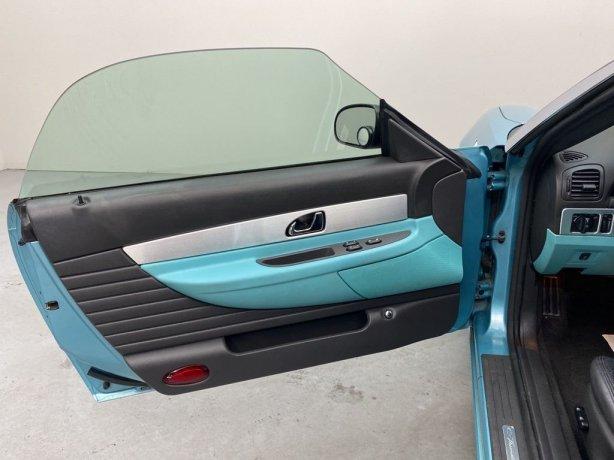 used 2002 Ford Thunderbird