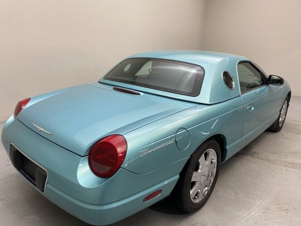 used Ford Thunderbird