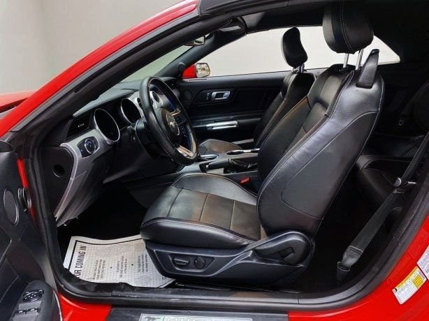 used 2020 Ford Mustang for sale Houston TX