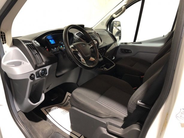 used 2017 Ford Transit-350 for sale Houston TX