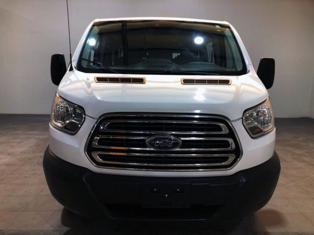 Used Ford Transit-350 for sale in Houston TX.  We Finance!