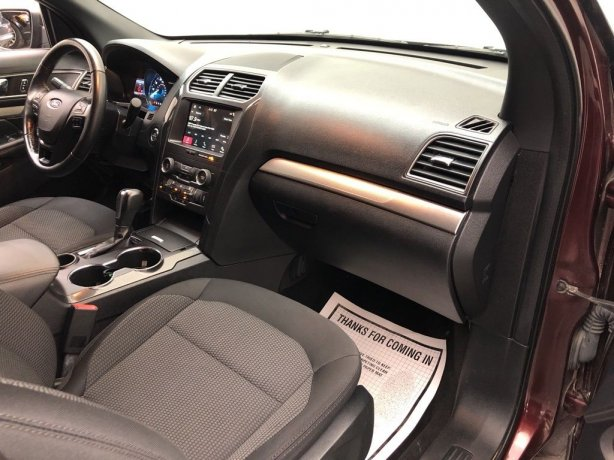 cheap used 2019 Ford Explorer for sale