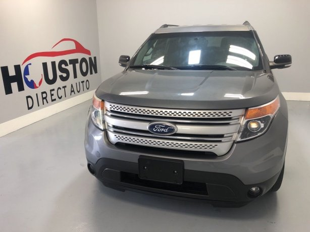 Used 2013 Ford Explorer for sale in Houston TX.  We Finance!