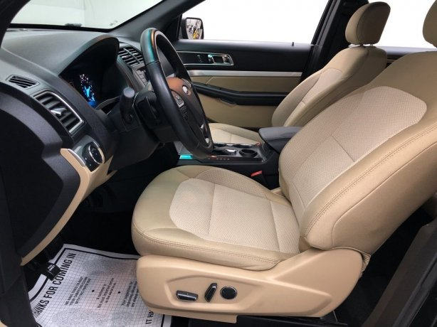 used 2017 Ford Explorer for sale Houston TX