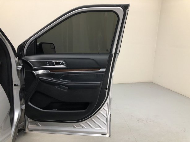 used 2017 Ford Explorer for sale near me