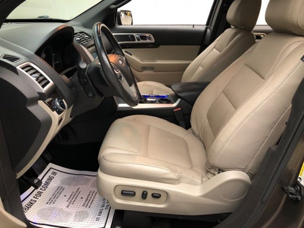 used 2015 Ford Explorer for sale Houston TX