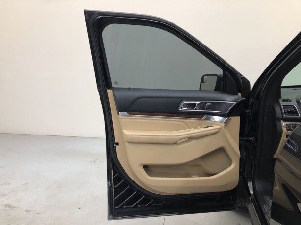 used 2017 Ford Explorer