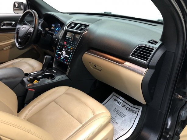 cheap used 2017 Ford Explorer for sale