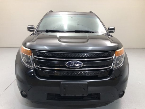 Used Ford Explorer for sale in Houston TX.  We Finance!
