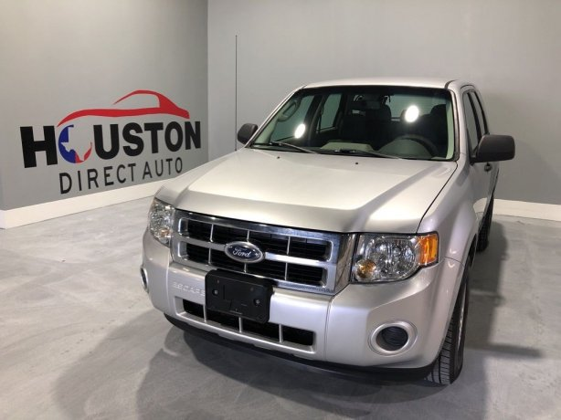 Used 2012 Ford Escape for sale in Houston TX.  We Finance!