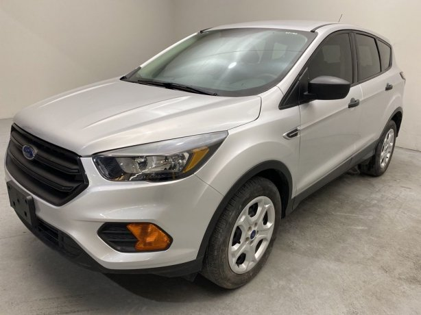 Used 2018 Ford Escape for sale in Houston TX.  We Finance!