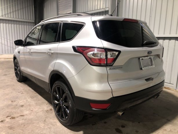 used 2017 Ford Escape for sale