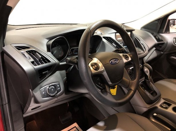 used 2015 Ford Escape for sale Houston TX