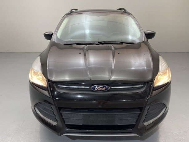 Used Ford Escape for sale in Houston TX.  We Finance!
