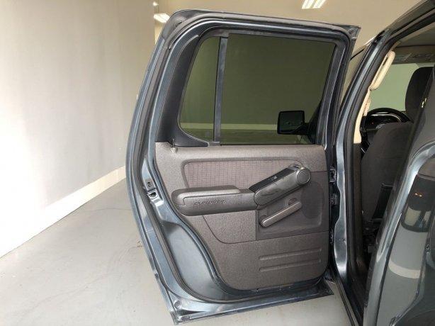 2010 Ford Explorer-Sport-Trac XLT