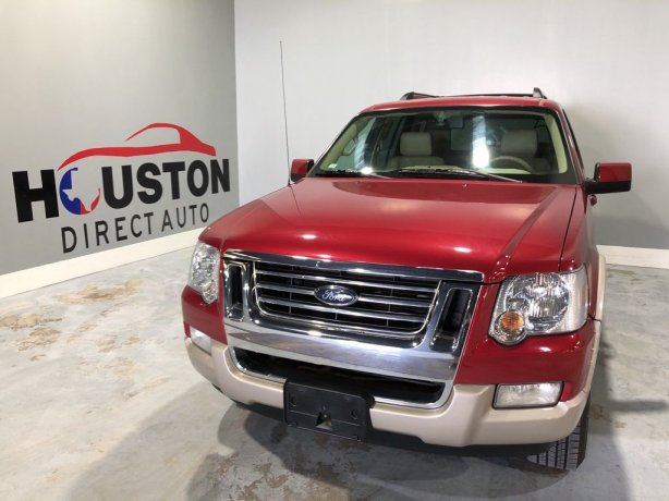 Used 2006 Ford Explorer for sale in Houston TX.  We Finance!