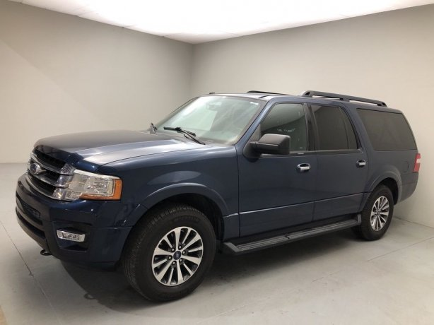 Used 2016 Ford Expedition EL for sale in Houston TX.  We Finance!