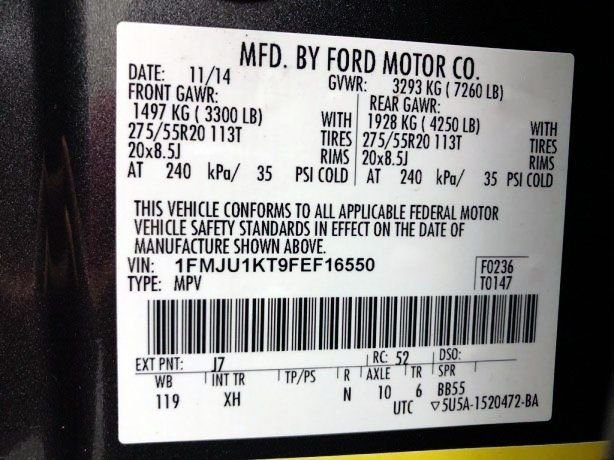 Ford Expedition cheap for sale near me